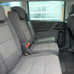 Mobility Nationwide   Used Wheelchair Accessible Vehicles   VW Sharan rear seats