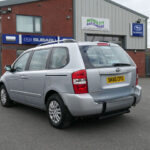Mobility Nationwide | Used Wheelchair Accessible Vehicles | Kia Sedona rear side