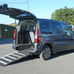 Mobility Nationwide | Used Wheelchair Accessible Vehicles | Peugeot Partner ramp