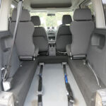 Mobility Nationwide | Used Wheelchair Accessible Vehicles | VW Caddy Life wheelchair location