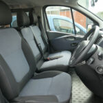 Mobility Nationwide   Used Wheelchair Accessible Vehicles   Vivaro front seats