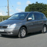 Mobility Nationwide   Used Wheelchair Accessible Vehicles   Kia Sedona front side