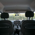 Mobility Nationwide | Used Wheelchair Accessible Vehicles | Peugeot Partner dashboard