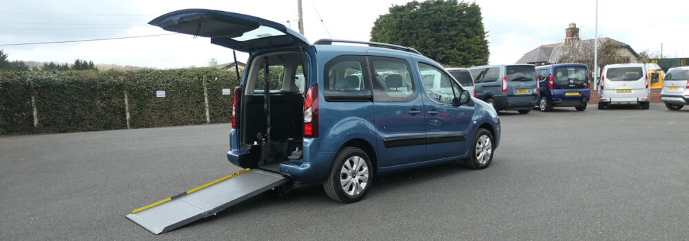 Vehicle To Take Wheelchair