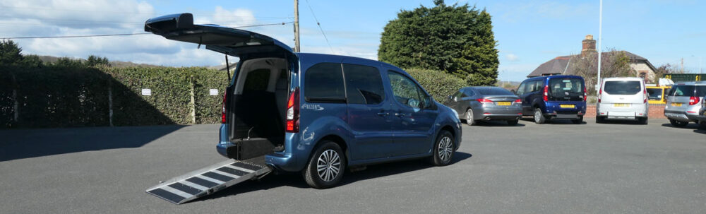 Mobility Nationwide | Used Wheelchair Accessible Vehicles | Peugeot Partner
