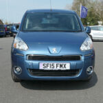Mobility Nationwide | Used Wheelchair Accessible Vehicles | Peugeot Partner front view