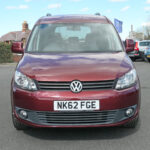 Mobility Nationwide | Used Wheelchair Accessible Vehicles | VW Caddy front view