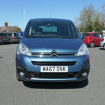 Mobility Nationwide | Used Wheelchair Accessible Vehicles | Berlingo bonnet