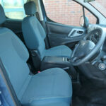 Mobility Nationwide | Used Wheelchair Accessible Vehicles | Berlingo front seats