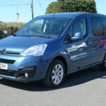 Mobility Nationwide | Used Wheelchair Accessible Vehicles | Berlingo front side