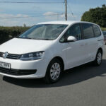 Mobility Nationwide | Used Wheelchair Accessible Vehicles | VW Sharan front side