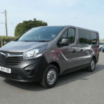 Mobility Nationwide | Used Wheelchair Accessible Vehicles | Vauxhall Vivaro front side