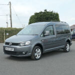 Mobility Nationwide | Used Wheelchair Accessible Vehicles | Caddy front side