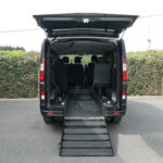 Mobility Nationwide | Used Wheelchair Accessible Vehicles | Vauxhall Vivaro ramp to rear