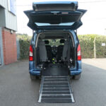 Mobility Nationwide | Used Wheelchair Accessible Vehicles | Partner ramp to back