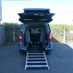 Mobility Nationwide | Used Wheelchair Accessible Vehicles | Partner ramp down