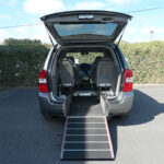 Mobility Nationwide   Used Wheelchair Accessible Vehicles   Sedona and ramp