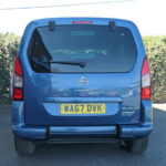 Mobility Nationwide | Used Wheelchair Accessible Vehicles | Berlingo rear door