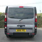 Mobility Nationwide | Used Wheelchair Accessible Vehicles | Vivaro rear