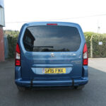 Mobility Nationwide | Used Wheelchair Accessible Vehicles | Peugeot Partner rear door