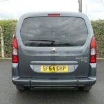 Mobility Nationwide | Used Wheelchair Accessible Vehicles | Peugeot Partner rear