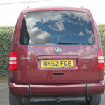 Mobility Nationwide | Used Wheelchair Accessible Vehicles | Caddy rear view