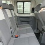 Mobility Nationwide | Used Wheelchair Accessible Vehicles | Caddy back seats