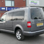 Mobility Nationwide | Used Wheelchair Accessible Vehicles | Caddy rear side