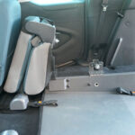 Mobility Nationwide | Used Wheelchair Accessible Vehicles | Berlingo seat tilted