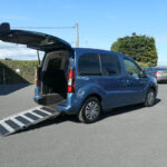 Mobility Nationwide | Used Wheelchair Accessible Vehicles | Partner side view ramp