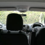 Mobility Nationwide   Used Wheelchair Accessible Vehicles   Vivaro view from wheelchair