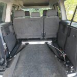 Mobility Nationwide | Used Wheelchair Accessible Vehicles | VW Caddy rear space