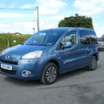 Mobility Nationwide | Used Wheelchair Accessible Vehicles | Blue Partner front side