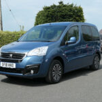 Mobility Nationwide | Used Wheelchair Accessible Vehicles | Front side angle Partner