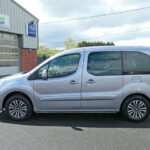 Mobility Nationwide | Used Wheelchair Accessible Vehicles | Paugeot Partner side view