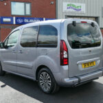 Mobility Nationwide | Used Wheelchair Accessible Vehicles | Partner rear side view