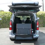 Mobility Nationwide | Used Wheelchair Accessible Vehicles | Partner ramp stowed