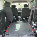 Mobility Nationwide | Used Wheelchair Accessible Vehicles | Partner ramp flat