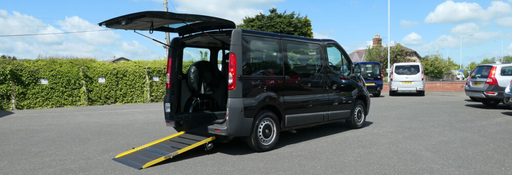 Mobility Nationwide | Used Wheelchair Accessible Vehicles | Vehicle To Take Wheelchair