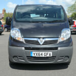 Mobility Nationwide | Used Wheelchair Accessible Vehicles | Vauxhall Vivaro front