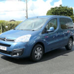 Mobility Nationwide   Used Wheelchair Accessible Vehicles   Berlingo front side view