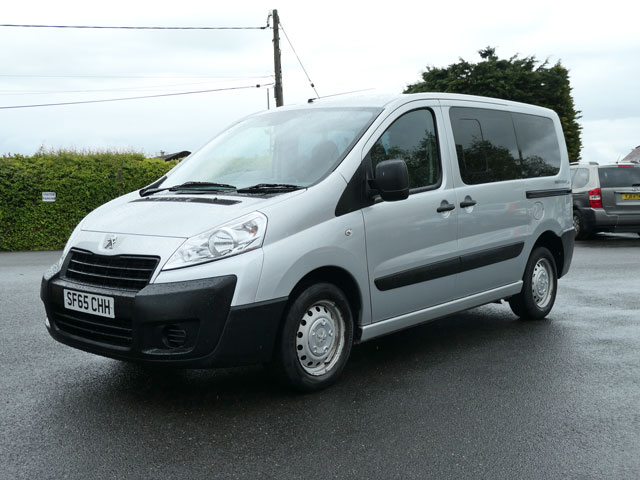 Mobility Nationwide | Used Wheelchair Accessible Vehicles | Peugeot Expert