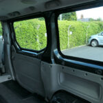 Mobility Nationwide | Used Wheelchair Accessible Vehicles | Vauxhall Vivaro larger windows