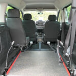 Mobility Nationwide | Used Wheelchair Accessible Vehicles | Partner ramp stowed flat