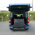 Mobility Nationwide | Used Wheelchair Accessible Vehicles | Ramp upright