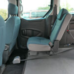 Mobility Nationwide   Used Wheelchair Accessible Vehicles   Rear seat