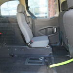 Mobility Nationwide | Used Wheelchair Accessible Vehicles | Partner rear seat