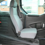 Mobility Nationwide   Used Wheelchair Accessible Vehicles   Peugeot Partner rear seat
