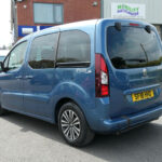 Mobility Nationwide | Used Wheelchair Accessible Vehicles | Rear side angle