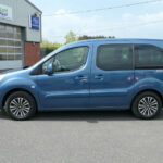 Mobility Nationwide | Used Wheelchair Accessible Vehicles | Side view Peugeot Partner